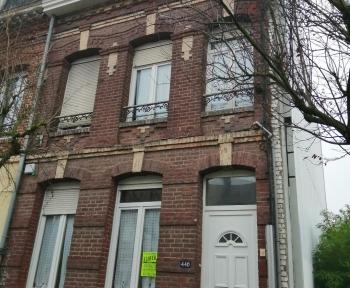 Location Maison 7 pièces Cambrai (59400) - 446 rue de Landrecies