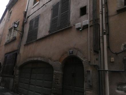 Location Appartement meublé 2 pièces Thiers (63300) - CENTRE VILLE