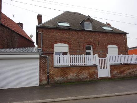 Location Maison 5 pièces Hem-Lenglet (59247) - hem lenglet