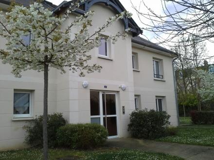 Location Appartement 3 pièces Notre-Dame-d'Oé (37390) - Centre bourg